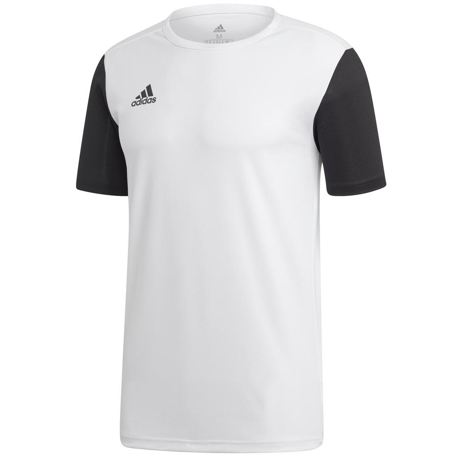 Koszulka dla dzieci adidas Estro 19 Jersey JUNIOR biała