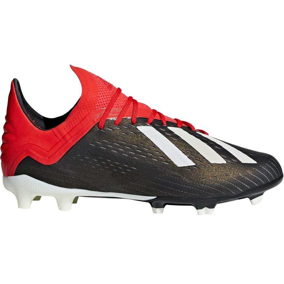 6a364b00a Buty piłkarskie adidas X 18.1 FG JR BB9351 - Cena, Opinie – Sklep  Sportbazar.pl