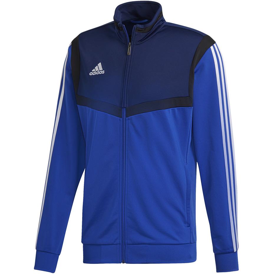 Bluza męska adidas Tiro 19 Presentation Jacket szara DW4787