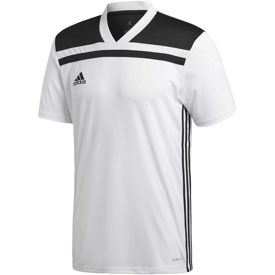 Koszulka dla dzieci adidas Regista 18 Jersey JUNIOR biało