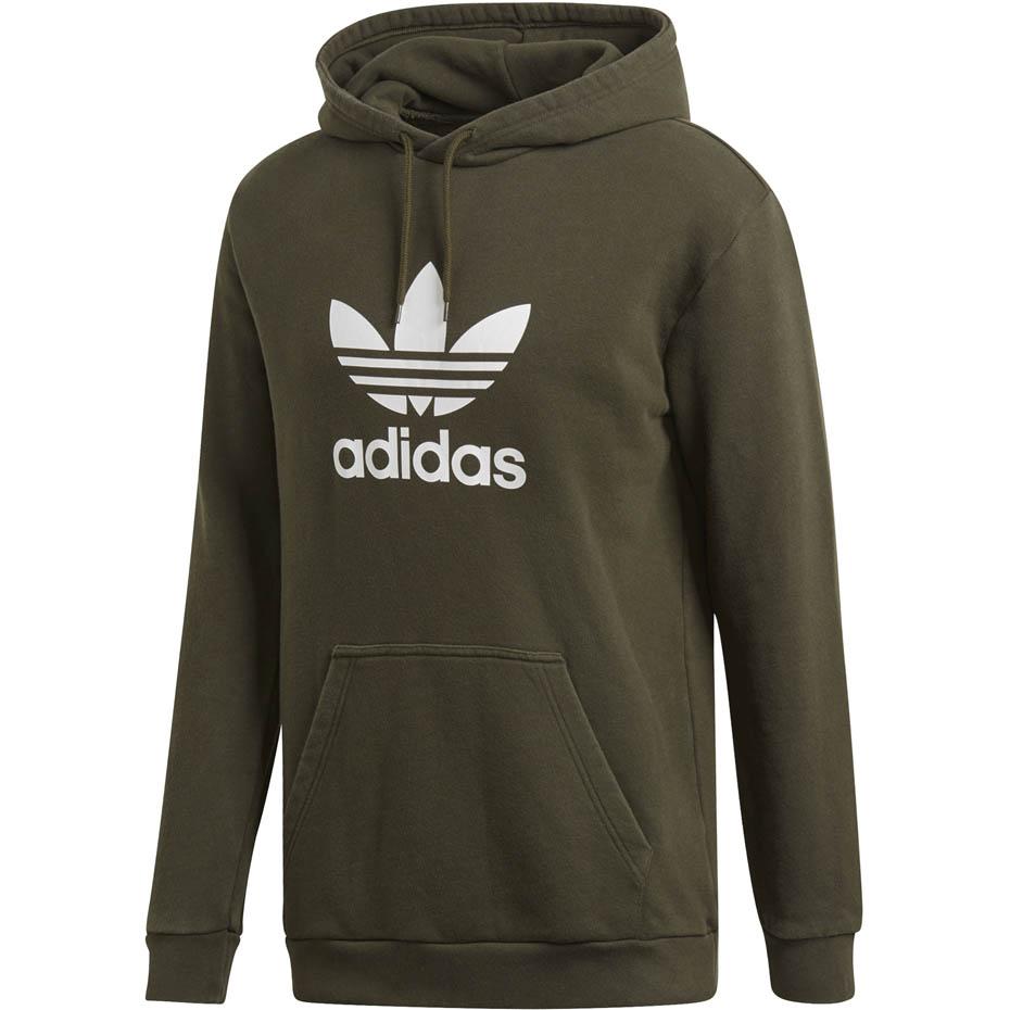 Bluza z kapturem męska Trefoil Hoodie Adidas Originals