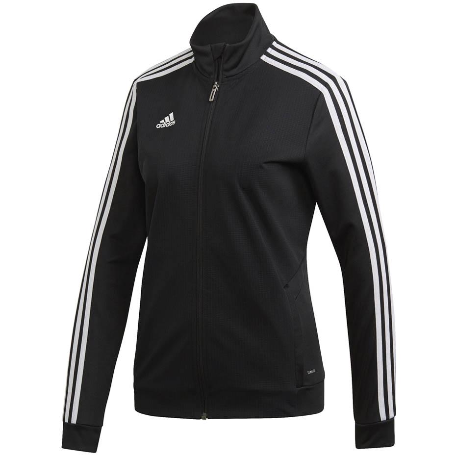 Bluza damska adidas Tiro 19 Training W czarna D95929