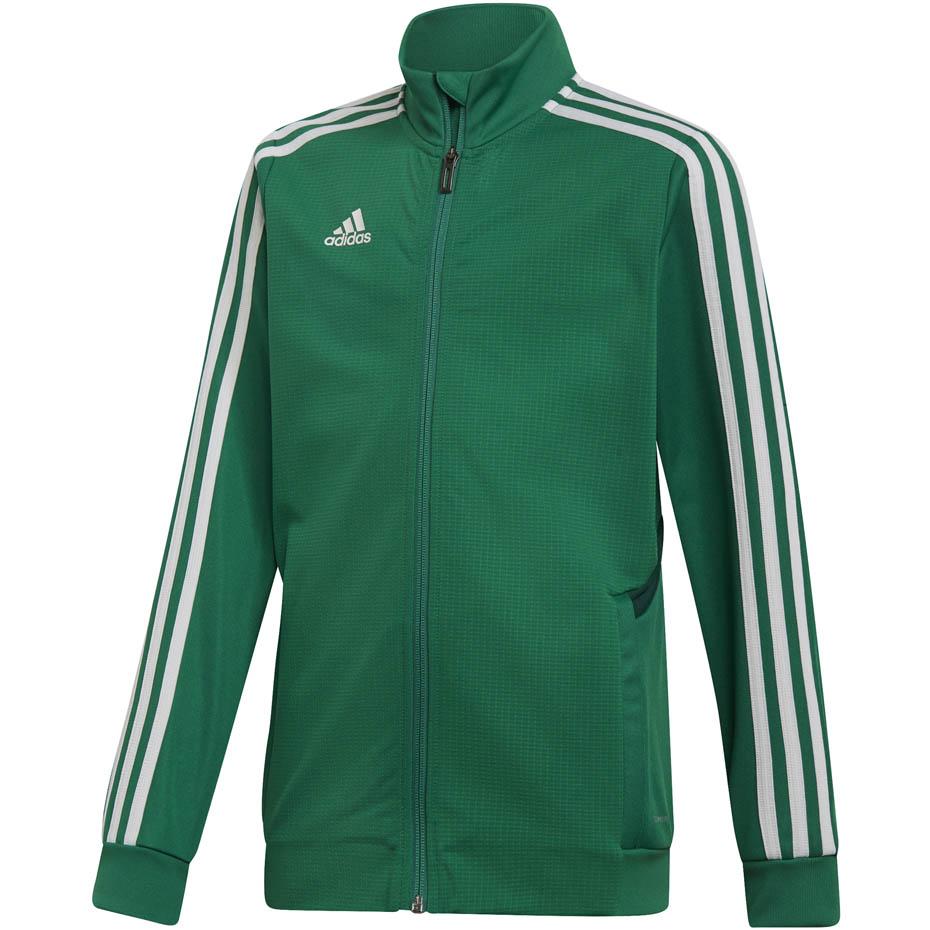 tanie jak barszcz trampki wykwintny styl Bluza dla dzieci adidas Tiro 19 Training Jacket JUNIOR zielona DW4797