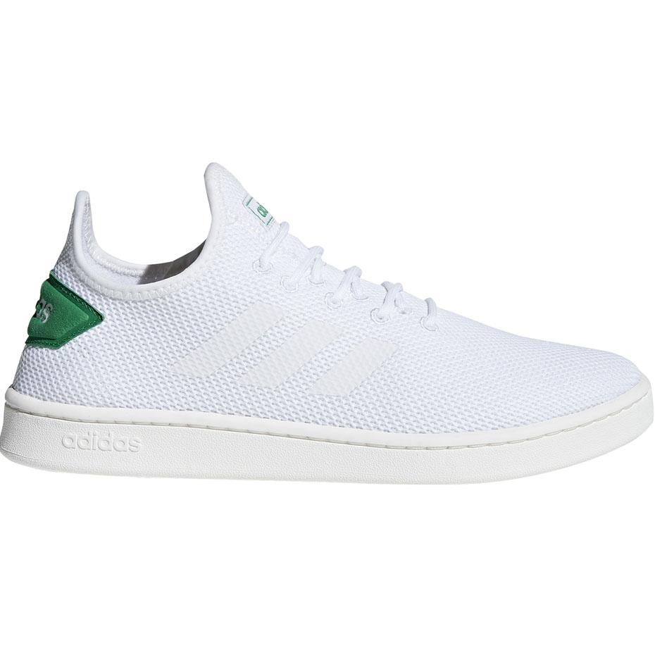Buty męskie adidas Superstar biało niebieskie G27810 42
