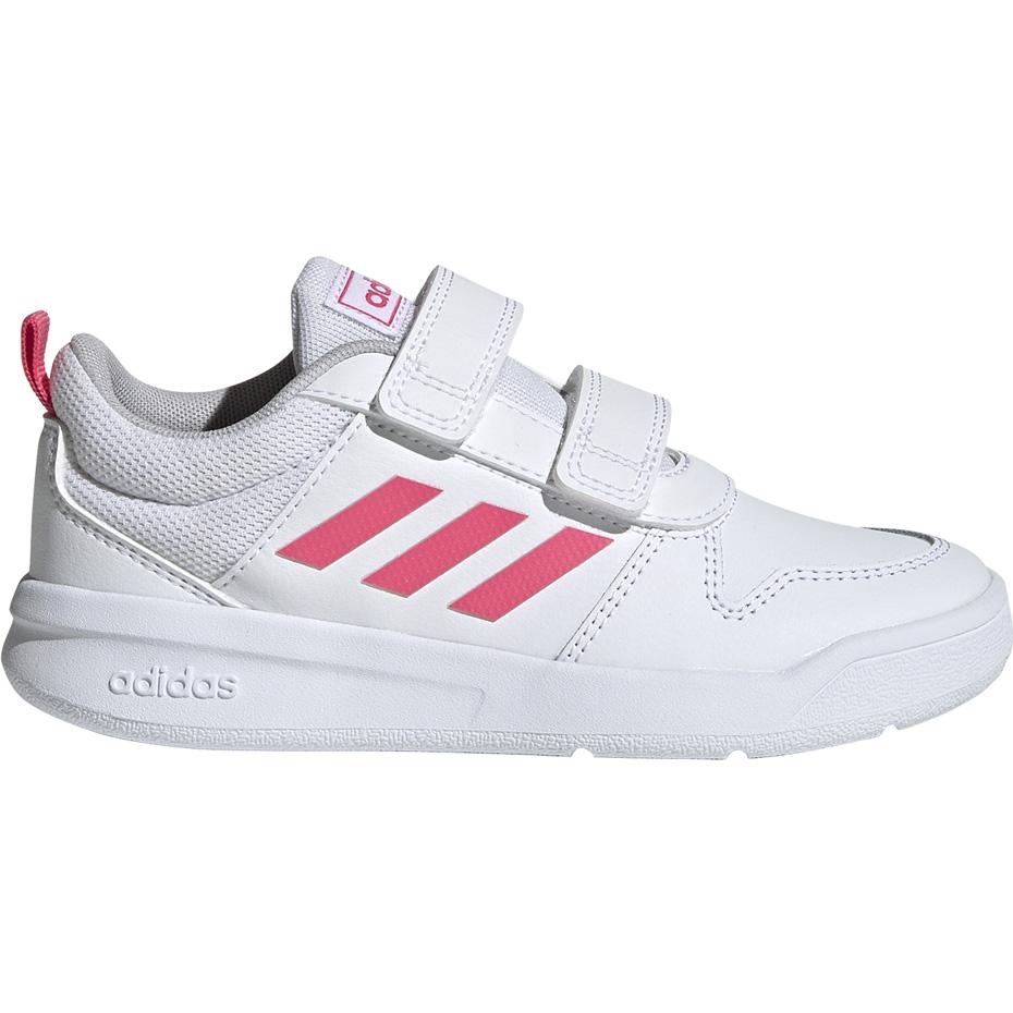 Buty dla dzieci adidas Tensaur C białe EF1097