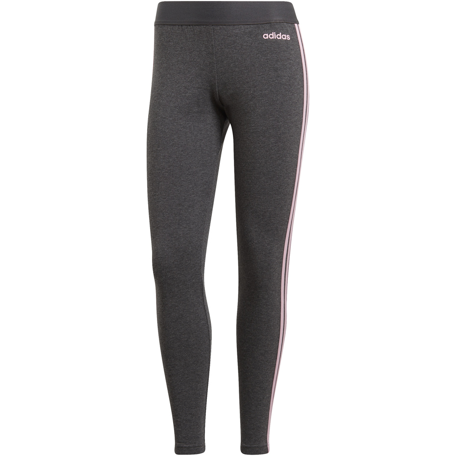adidas Alphaskin Sport Long Tight szaro różowe