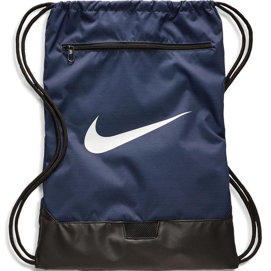 sklep w Wielkiej Brytanii oficjalna strona oficjalny sklep Worek na buty Nike Brasilia 9.0 granatowy BA5953 410