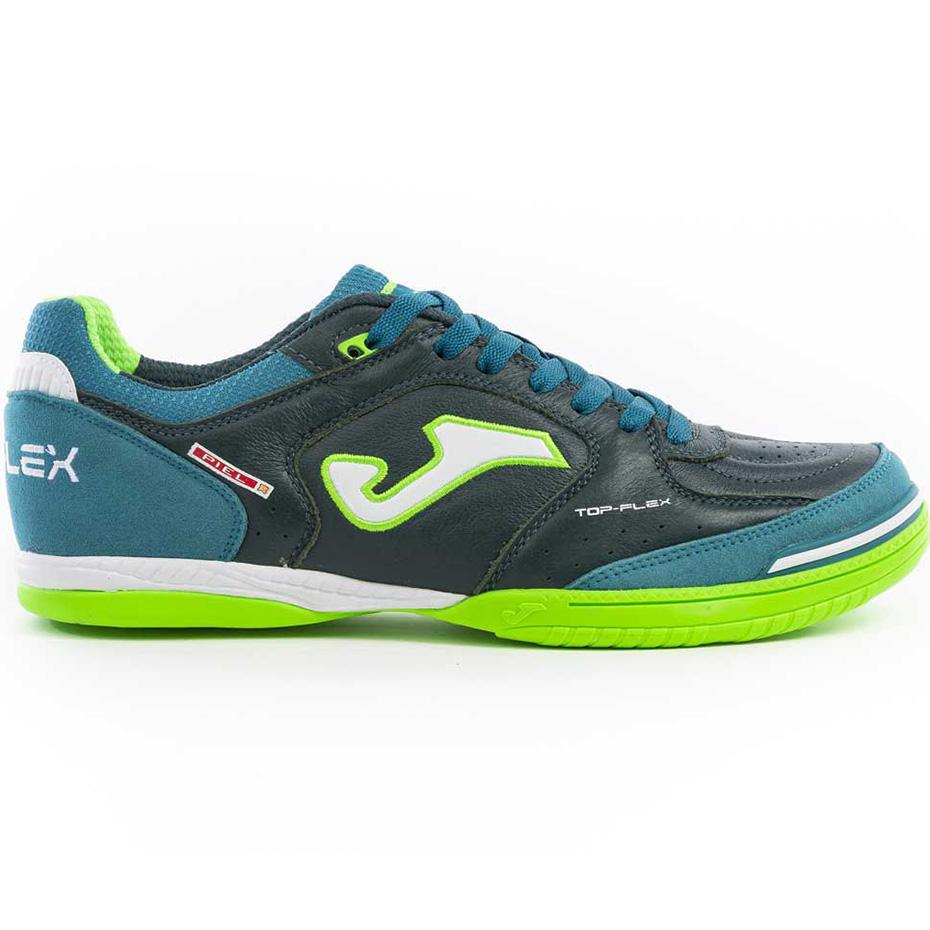 Buty piłkarskie halowe Top Flex Sala Joma (zielone) sklep