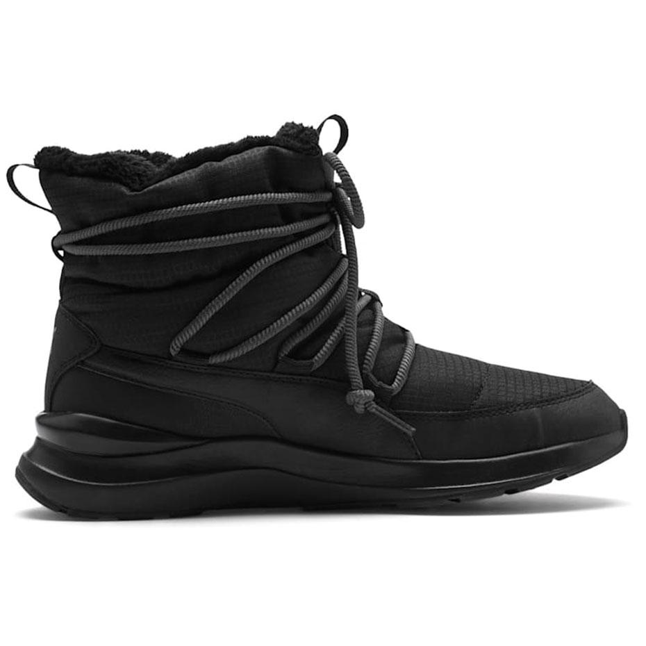 Buty Puma Adela Winter Boot W 369862 03 szare | Kozaki, Buty