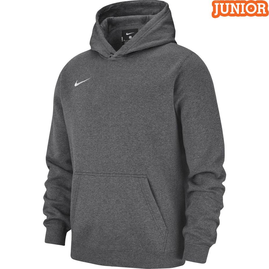 Bluza dla dzieci Nike Team Club 19 Fleece Hoodie PO niebieska AJ1544 463 M