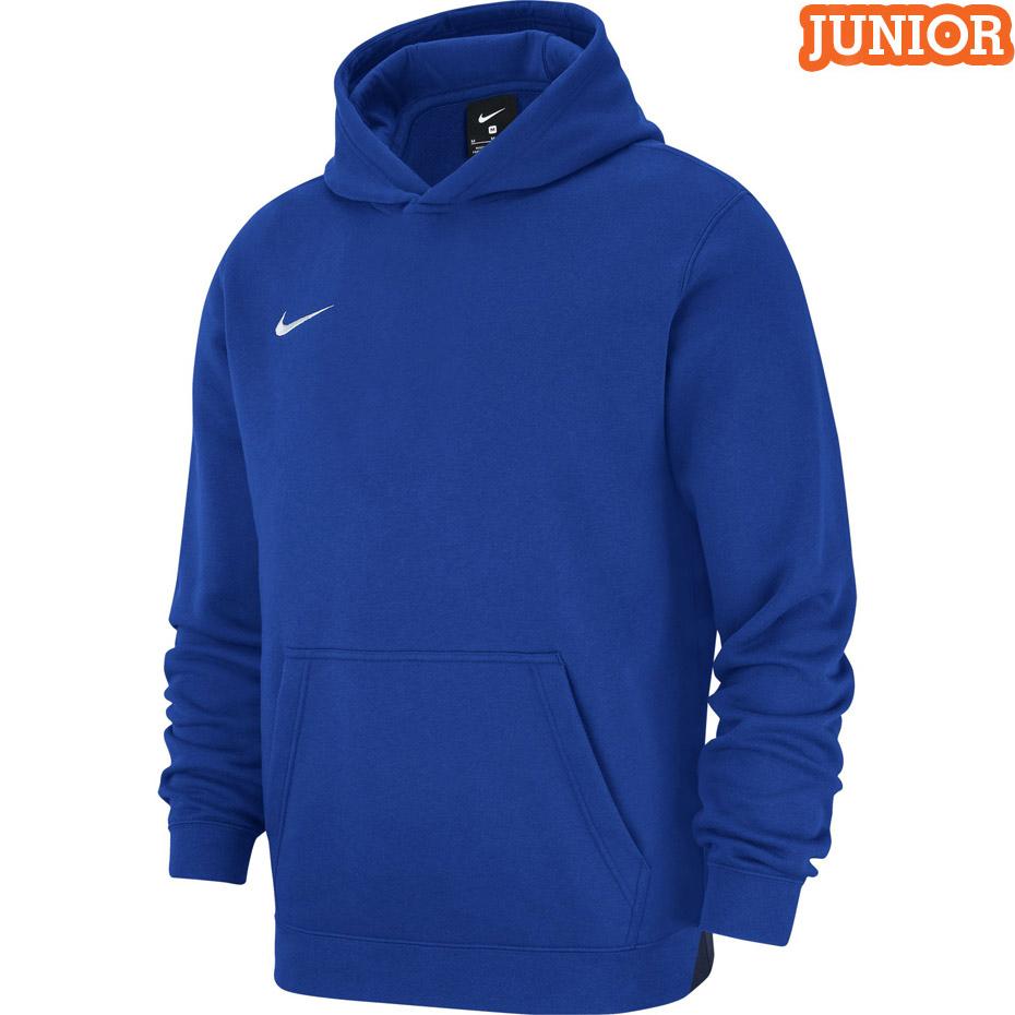 Nike Bluza Team Club Hoody JR 658500 050 XS