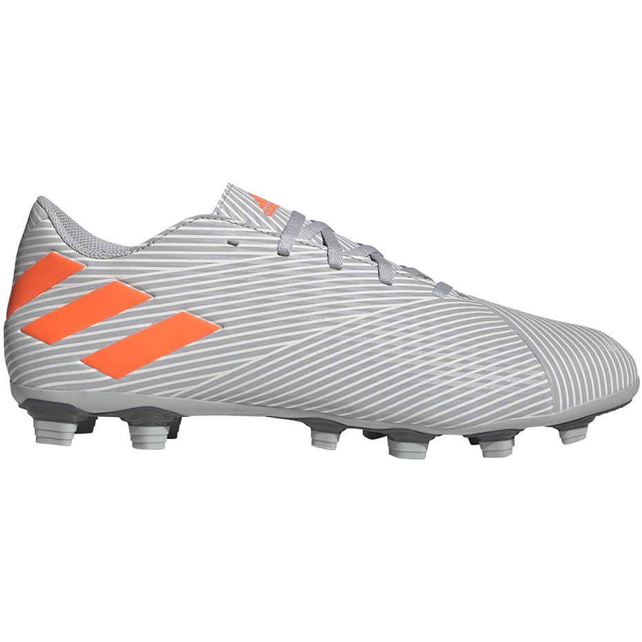 Buty piłkarskie korki Predator 18.3 AG Adidas (biało