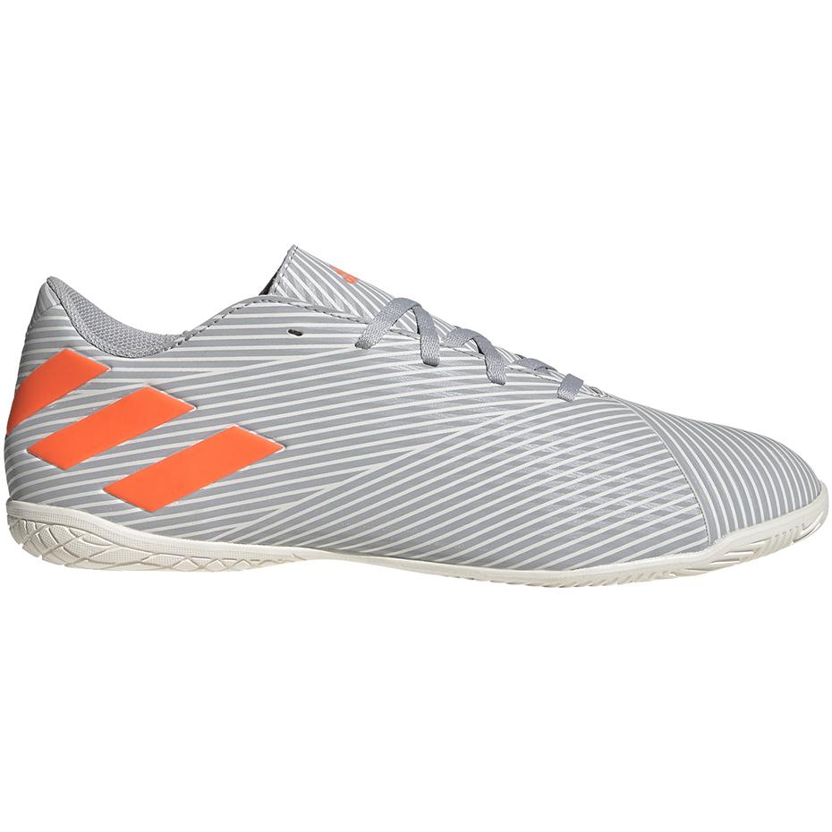 Buty piłkarskie adidas Nemeziz 19.4 IN szare EF8297