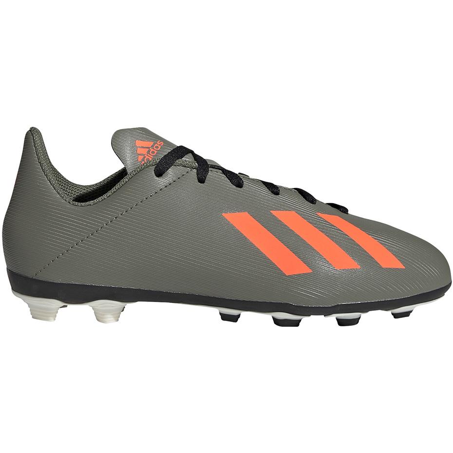 Buty piłkarskie adidas X 19.4 FxG JR zielone EF8377 Cena
