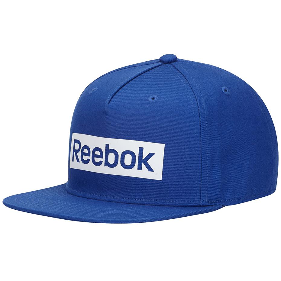 REEBOK Czapka z daszkiem niebieska
