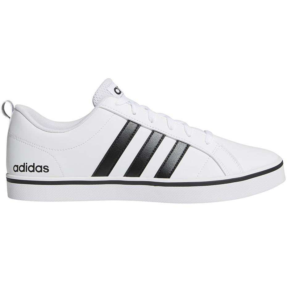 Buty męskie adidas VS Pace biało czarne AW4594