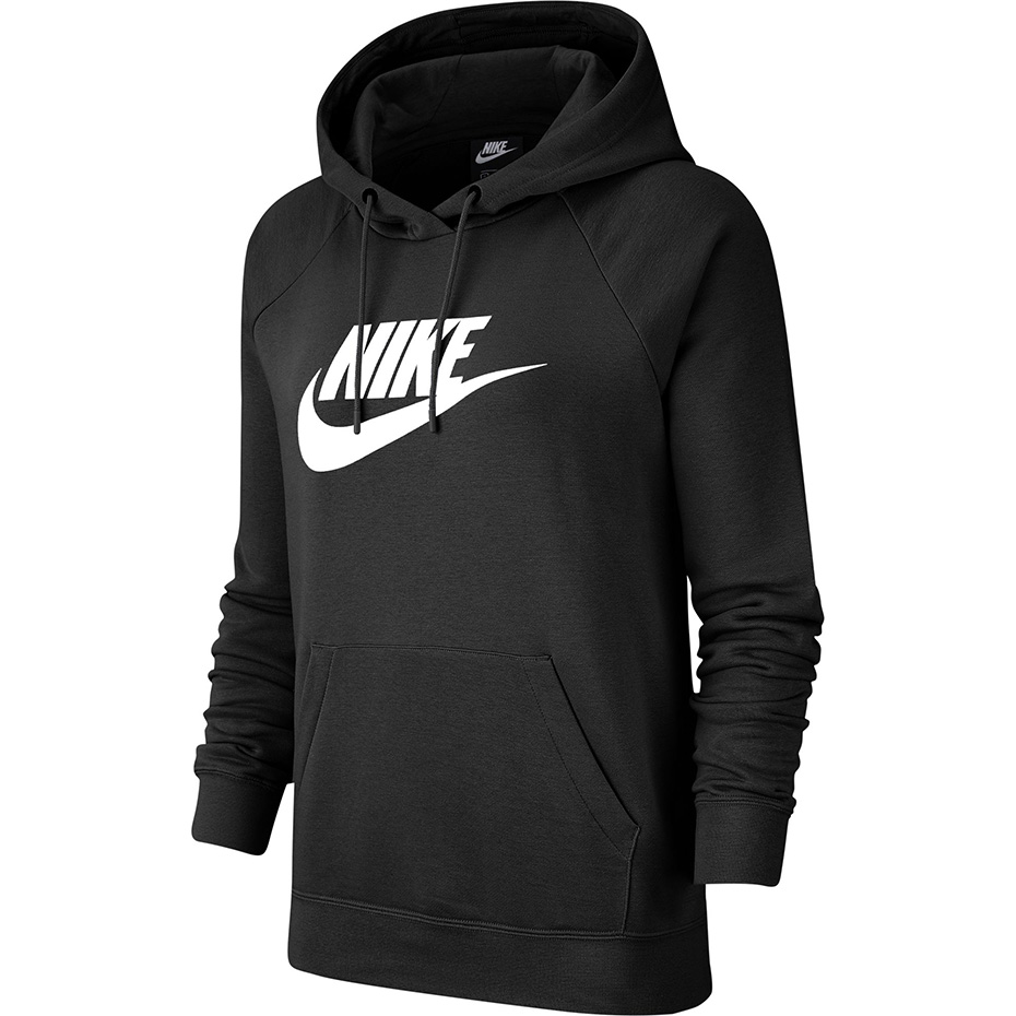 Bluza damska Adidas Essential Hoodie Black