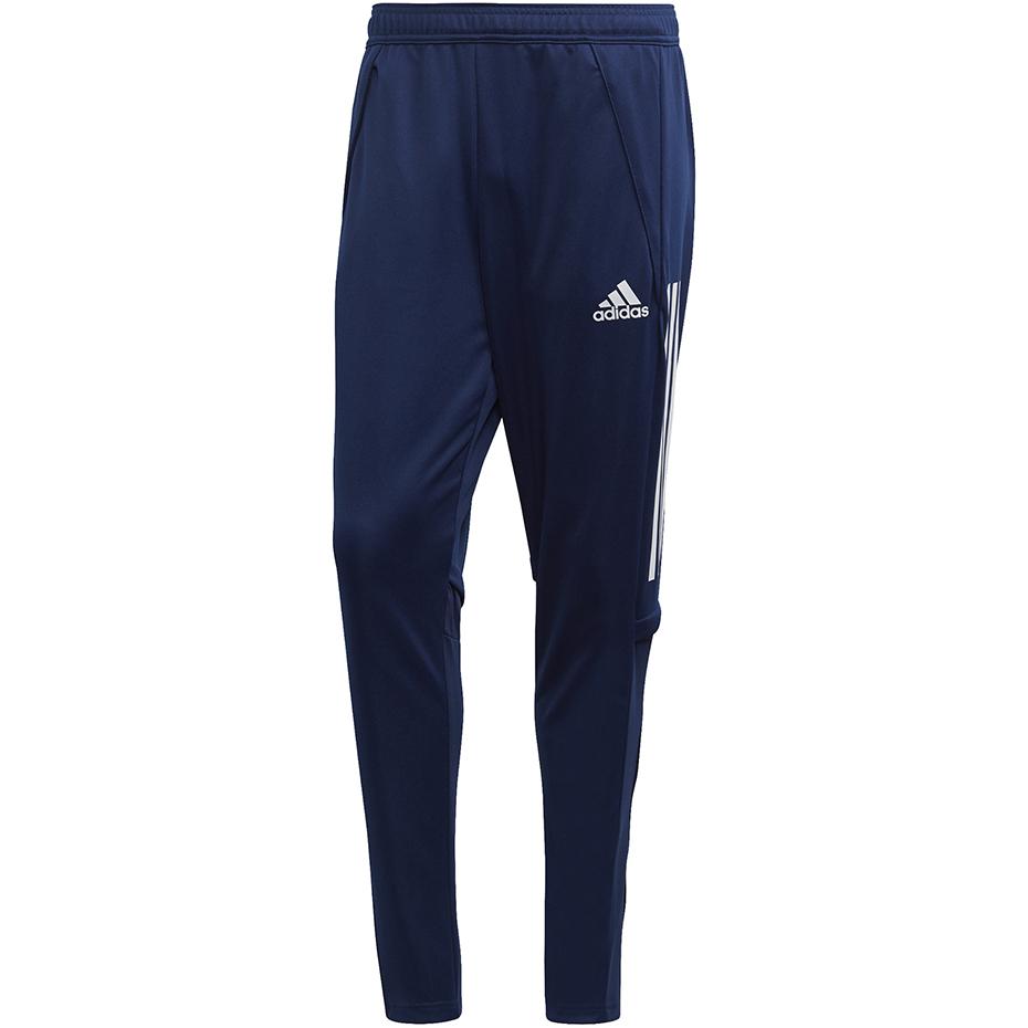 Spodnie dresowe męskie adidas granatowe DY8809 L www