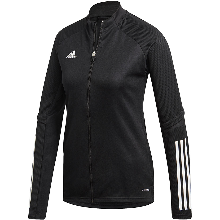 Bluza damska adidas Condivo 20 Training czerwona FS7107