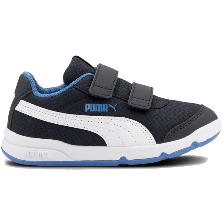 Buty Puma Stepfleex 2 Mesh Ve V Ps Jr 192524 09 niebieskie