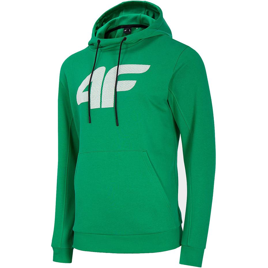 Bluza męska 4F zielona NOSH4 BLM002 41S Cena, Opinie