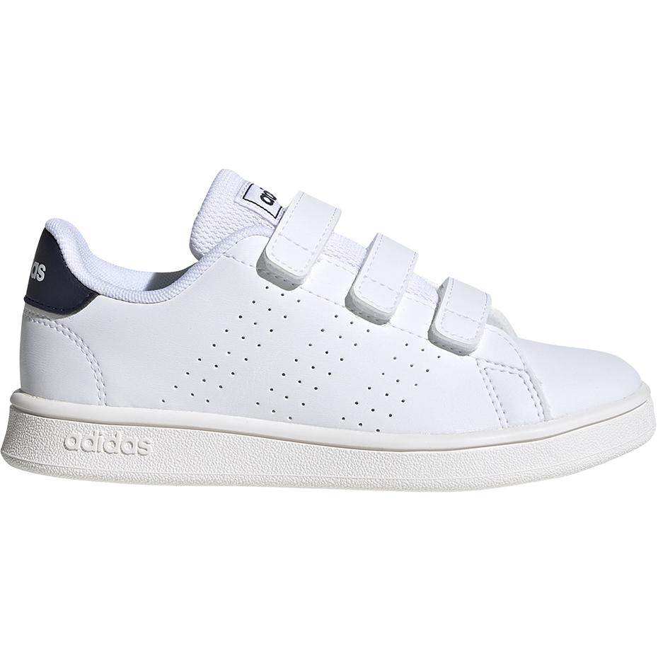 Buty dla dzieci adidas Forta Gym CF K czerwone CG2680 Cena