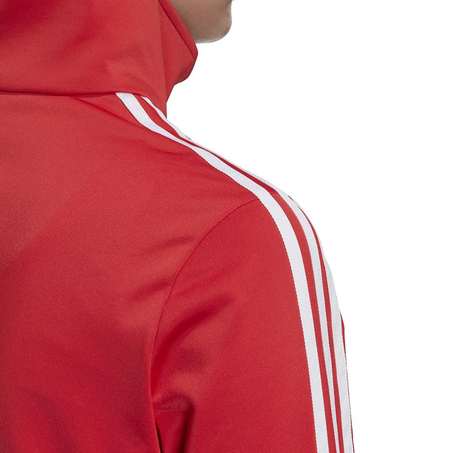 Bluza damska adidas Firebird Track Top czerwona FM3268 - Cena ...