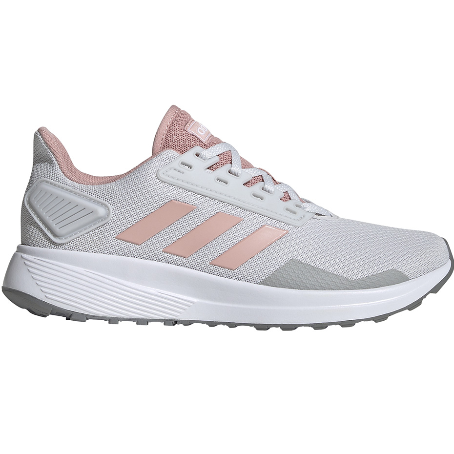 Buty damskie adidas Duramo 9 szaro różowe EG2938