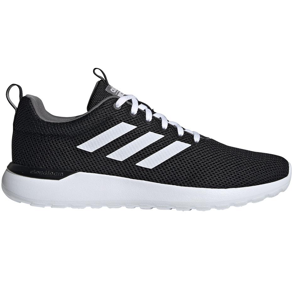 Buty męskie adidas Lite Racer CLN czarno białe EE8138 Cena