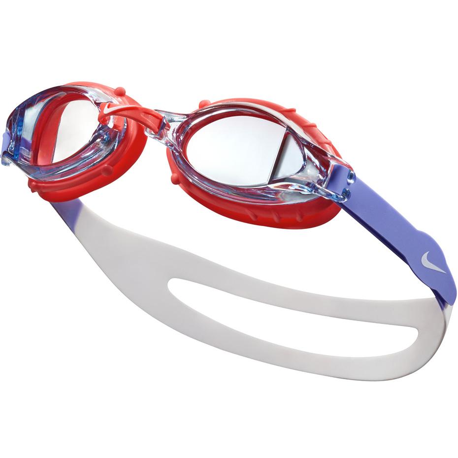 Okulary pływackie Nike Os Chrome przezroczyste N79151 053