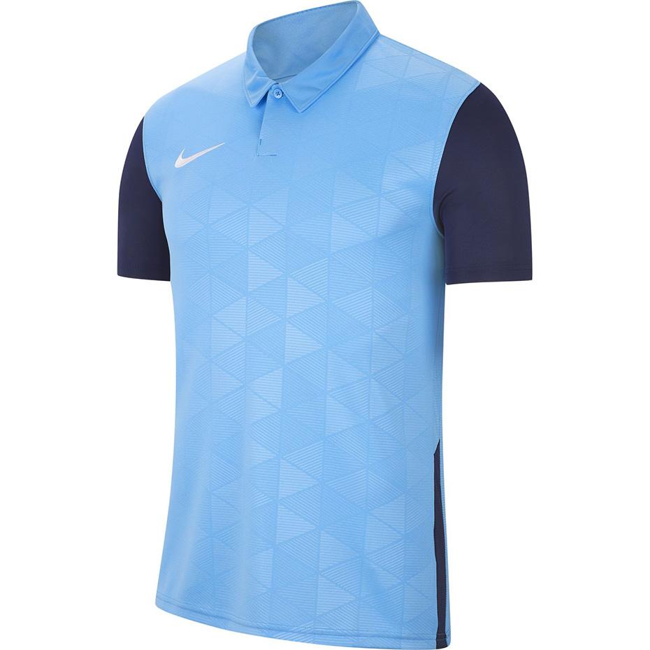Koszulka męska Nike Trophy IV JSY SS j.niebieska BV6725 412