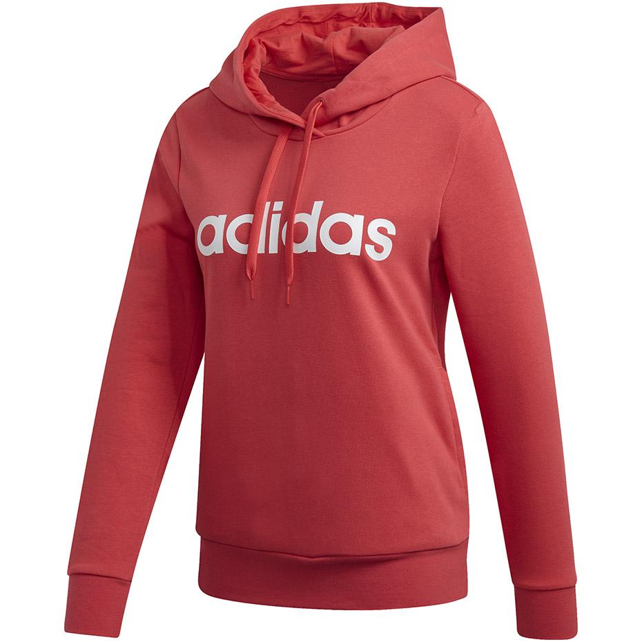Adidas Bluza męska Solid Bb Hoodie czarna r. M