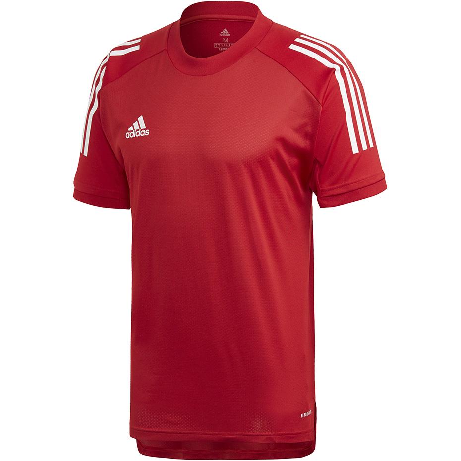 Koszulka męska adidas Condivo 20 Training Jersey biała