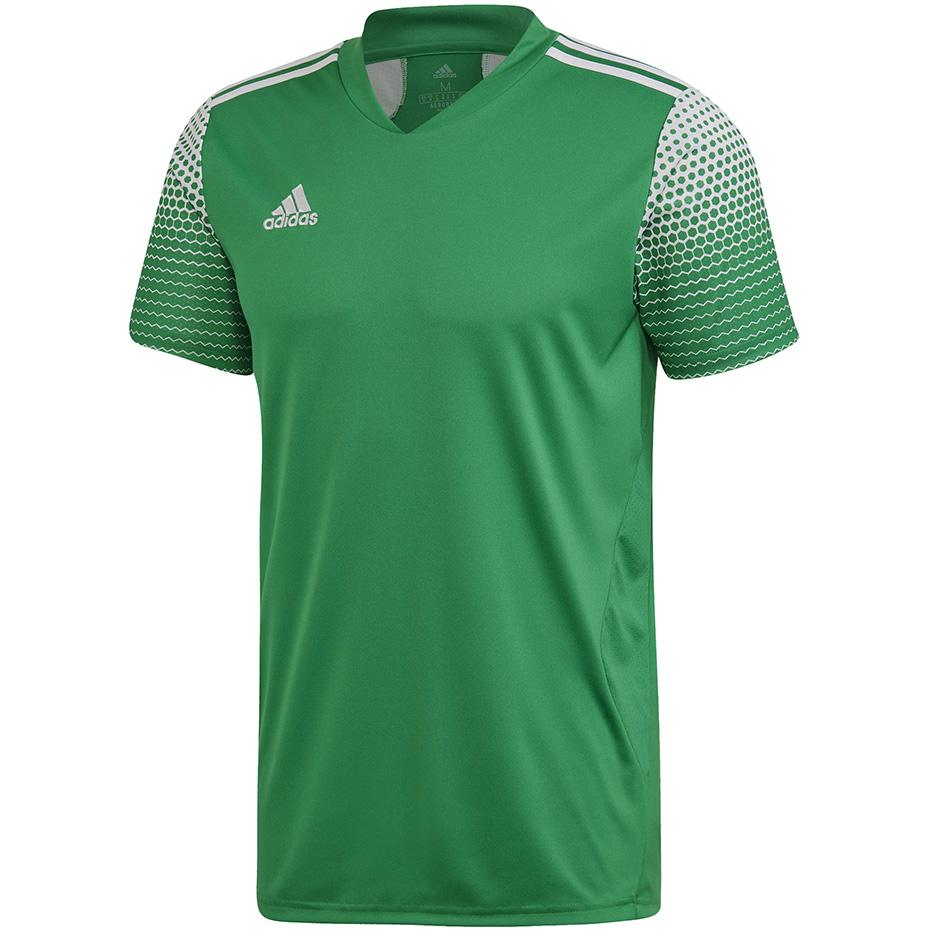 Koszulka męska adidas Regista 20 Jersey zielona FI4559