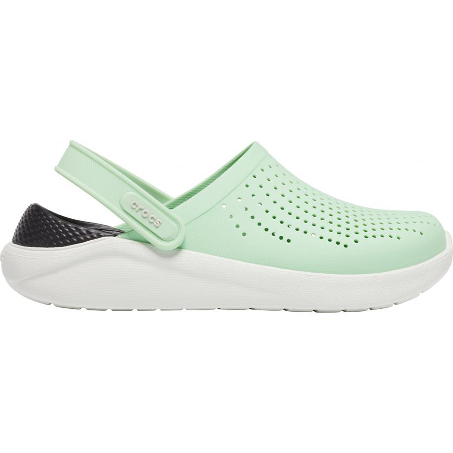 Crocs sandały damskie Literide Clog zielone 204592 3TP