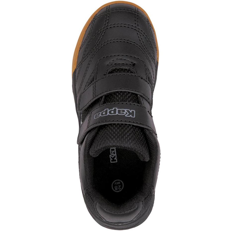 Buty dla dzieci Kappa Kickoff K czarne 260509K 1116