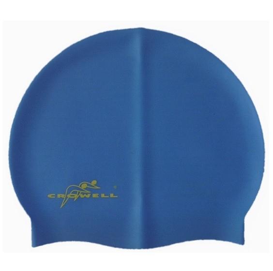 Czepek Crowell jednobarwny niebieski SC502