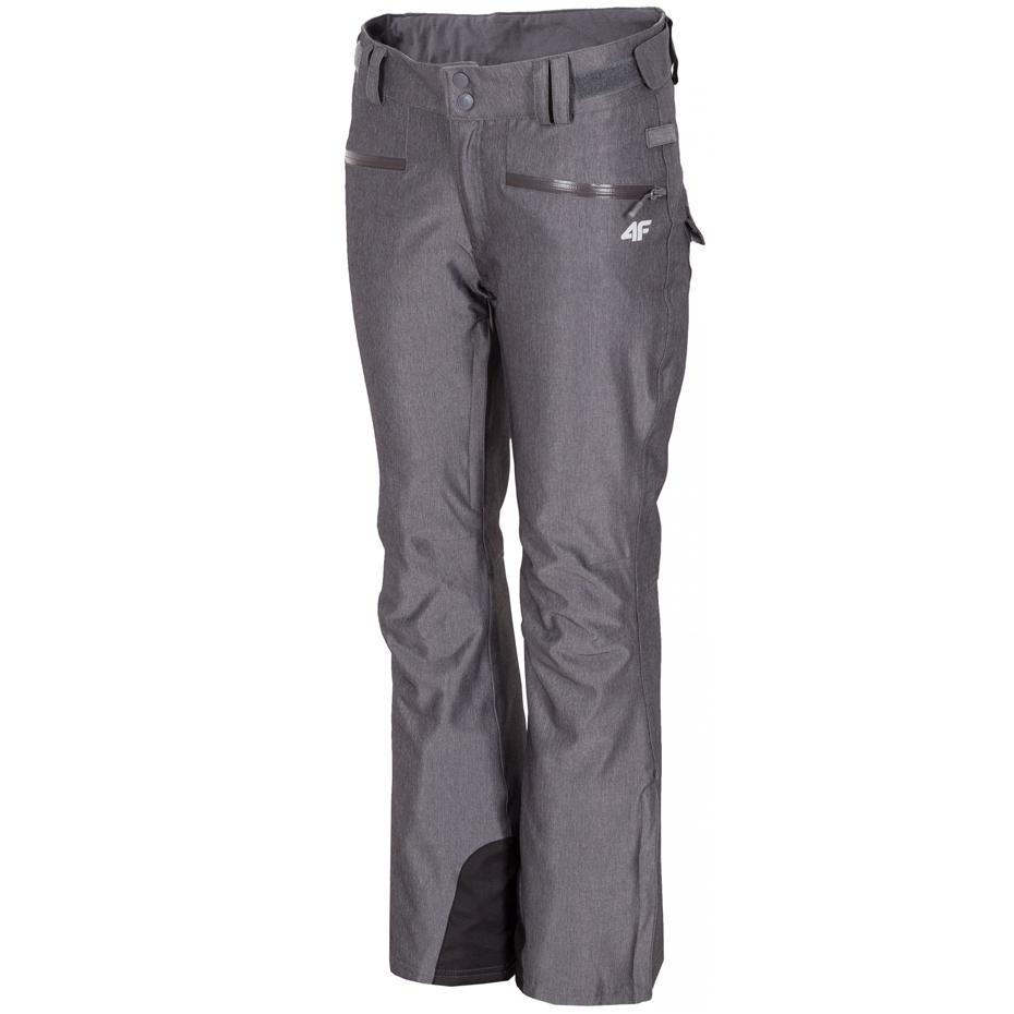 4f damskie spodnie narciarskie h4z17 spdn002