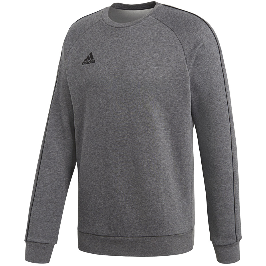 Bluza męska adidas Core 18 Sweat Top szara CV3960 Cena