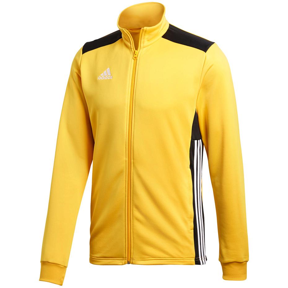 Bluza męska adidas Regista 18 Polyester Jacket zielona
