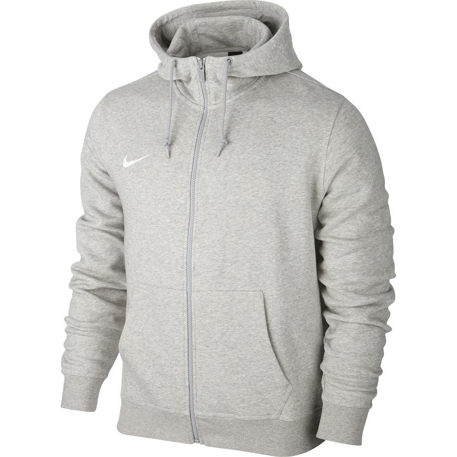 Nike, Bluza męska, Team Club FZ Hoody 658497 657, rozmiar