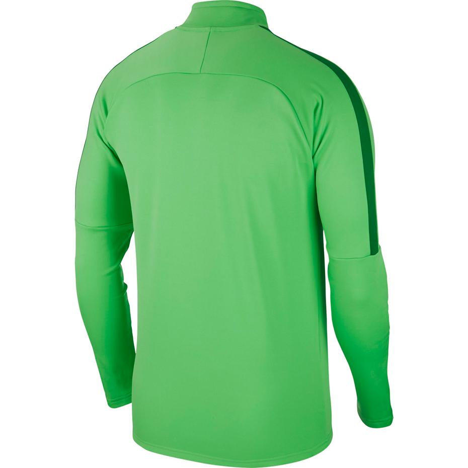 Bluza męska Nike Dry Academy 18 Drill Top LS zielona 893624 361