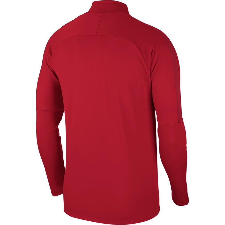 Bluza męska Nike Dry Academy 18 Drill Top LS czerwona 893624 657