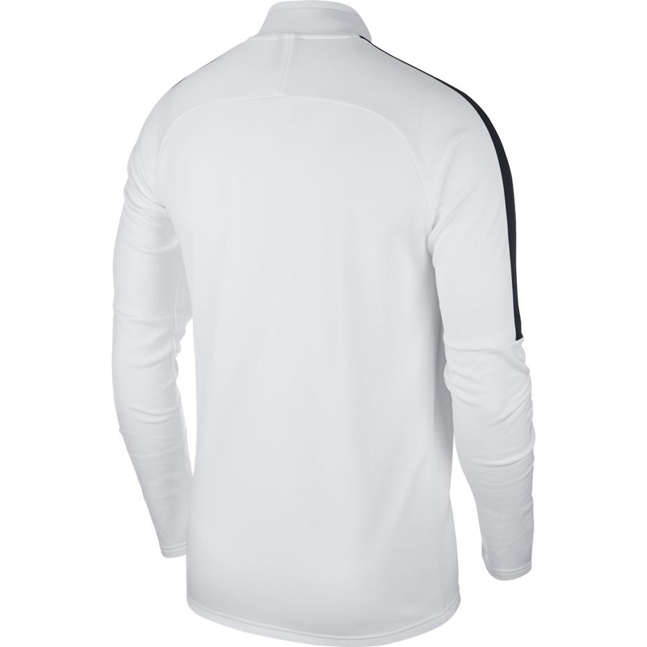 Bluza męska Nike Dry Academy 18 Drill Top LS biała 893624 100