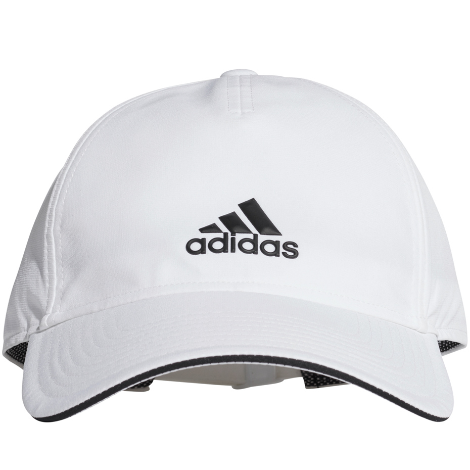 Czapka z daszkiem męska adidas C40 5P Climalite CA OSFM biała CG1780