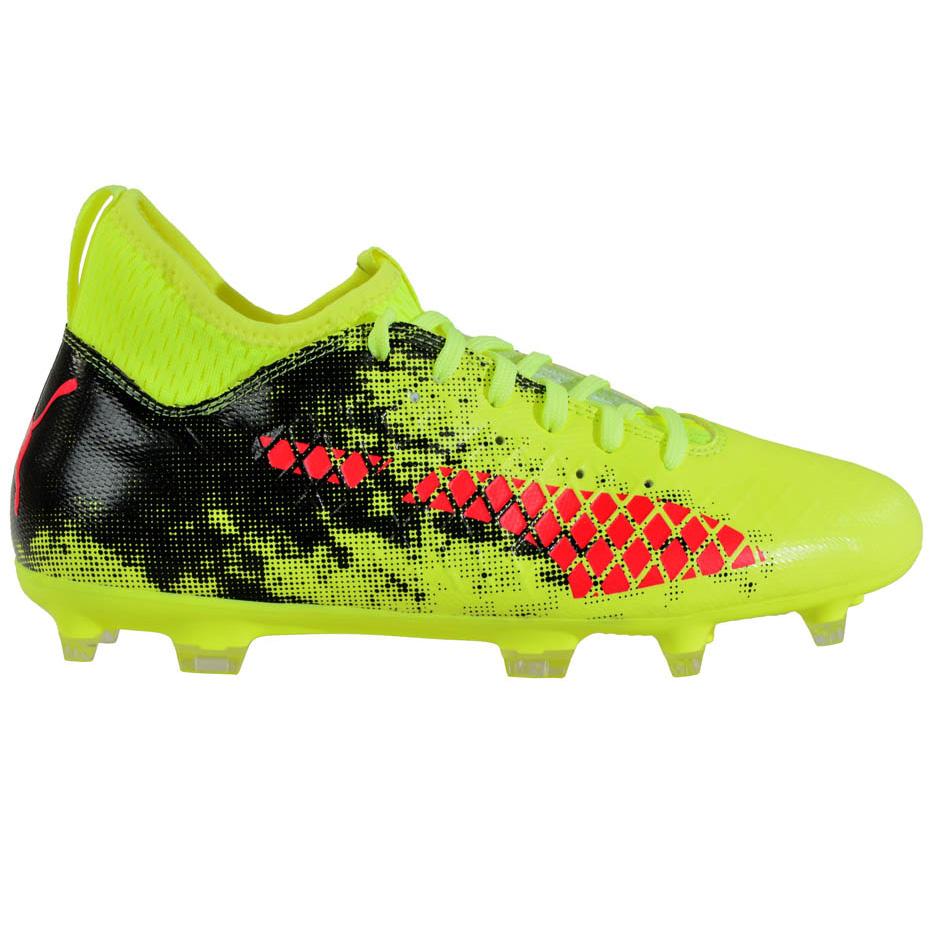 Buty piłkarskie Puma Future 18.3 FG AG Jr 104332 01 Cena