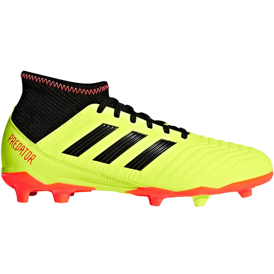 Buty piłkarskie adidas Predator 18.3 FG JR DB2319