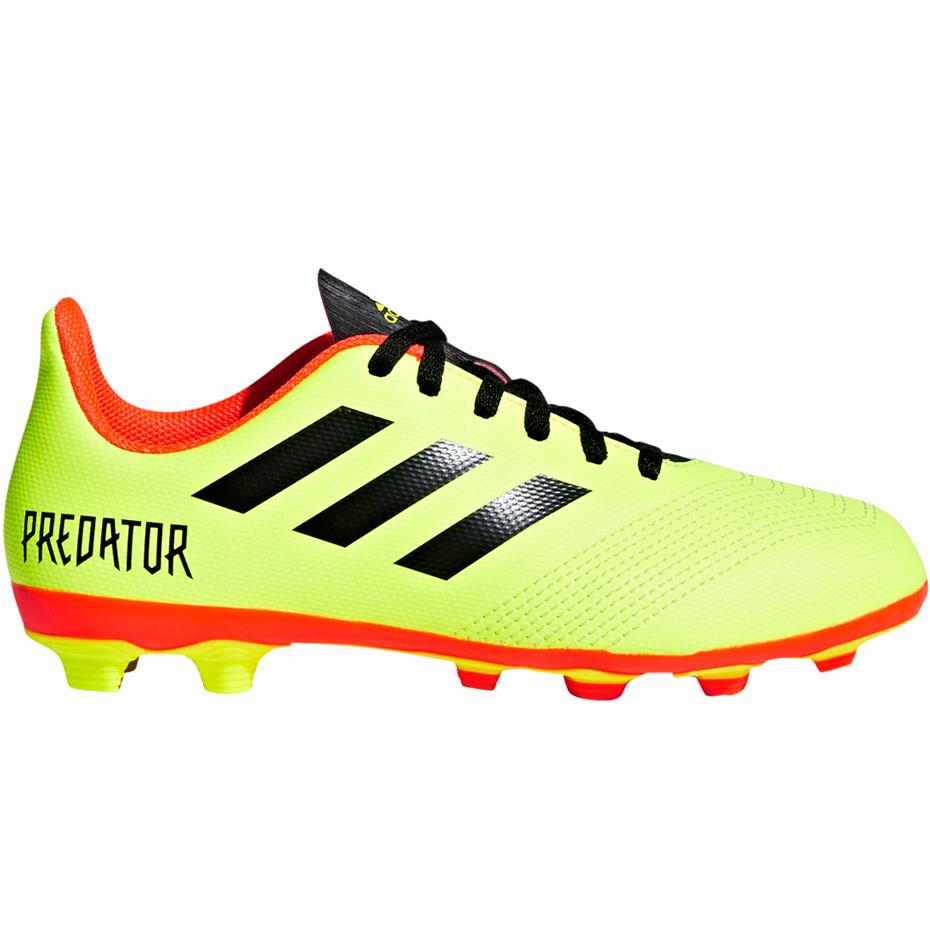 Buty piłkarskie adidas Predator 18.4 FxG JR DB2321 Cena