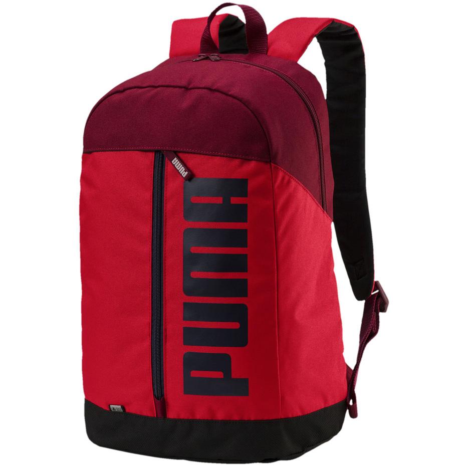 498942d52f461 Plecak Puma Pioneer II czerwony 075103 09 - Cena, Opinie – Sklep  Sportbazar.pl