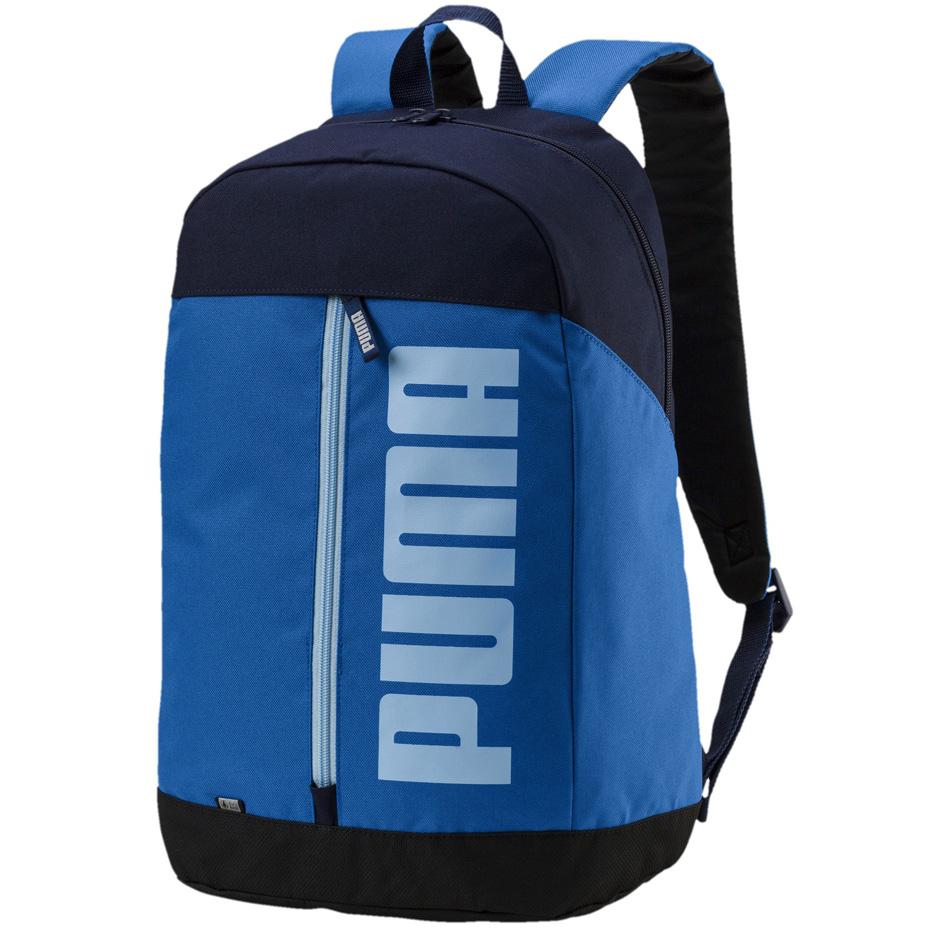 5ed95f726f874 Plecak Puma Pioneer II niebieski 075103 06 - Cena